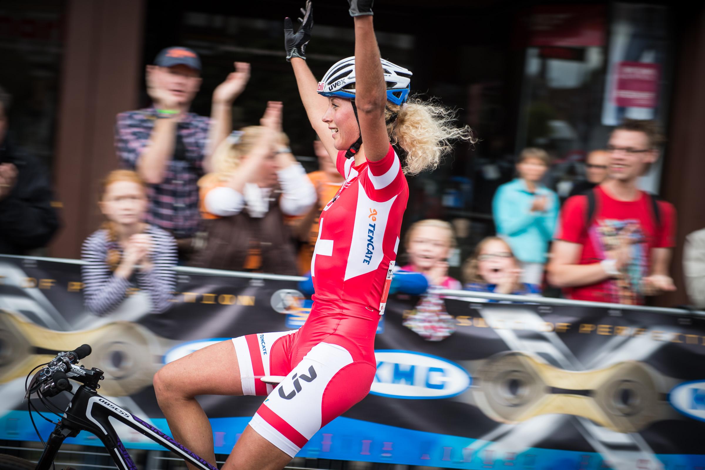 BL-Finale 2014 Siegerin Damen