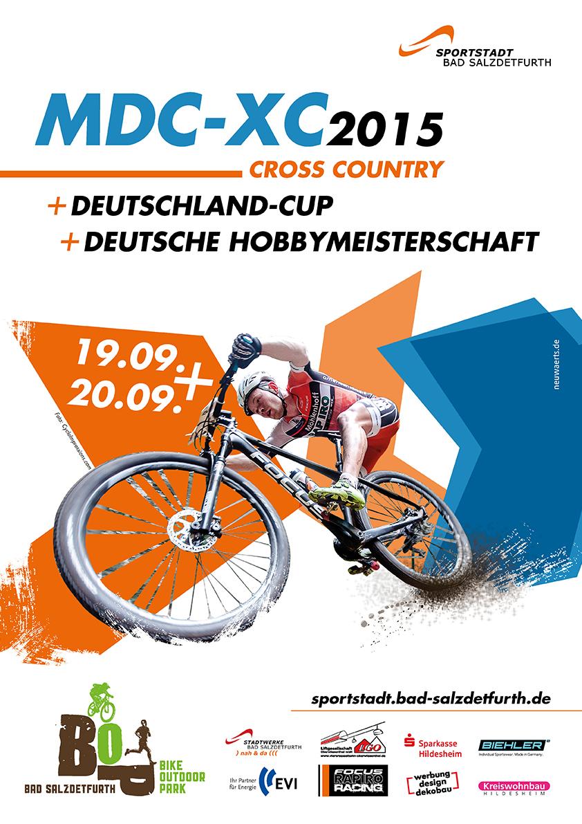 MDC 2015 - Plakat